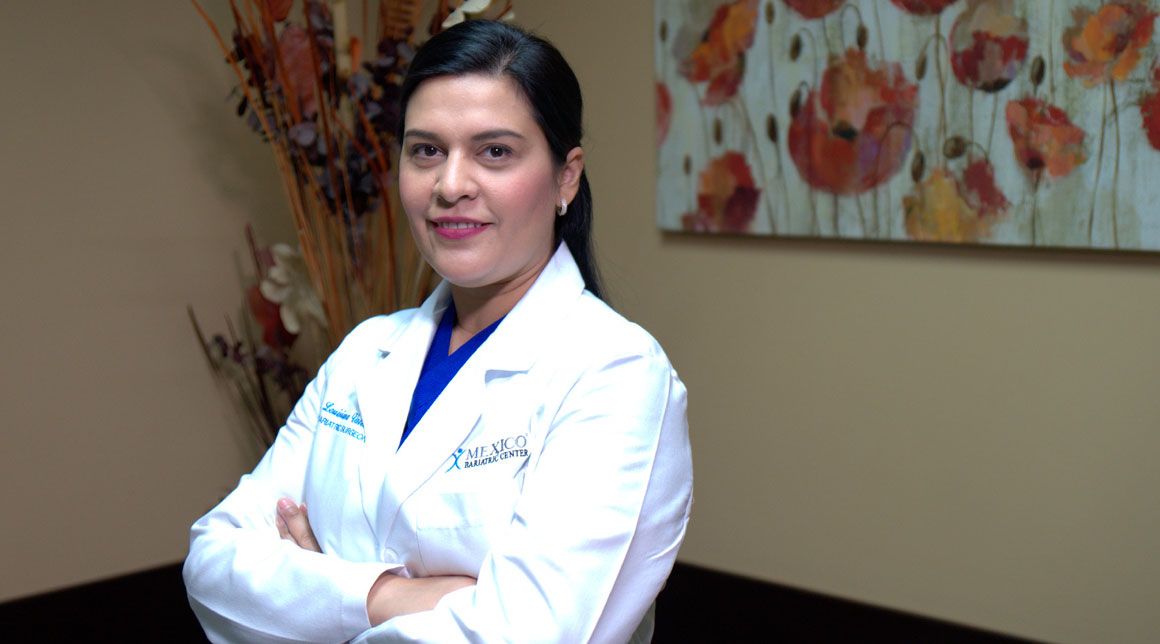 Dr. Louisiana Valenzuela. Bariatric Surgeon with Mexico Bariatric Center